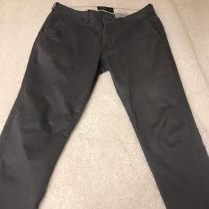 Abercrombie and Fitch super slim chinos
